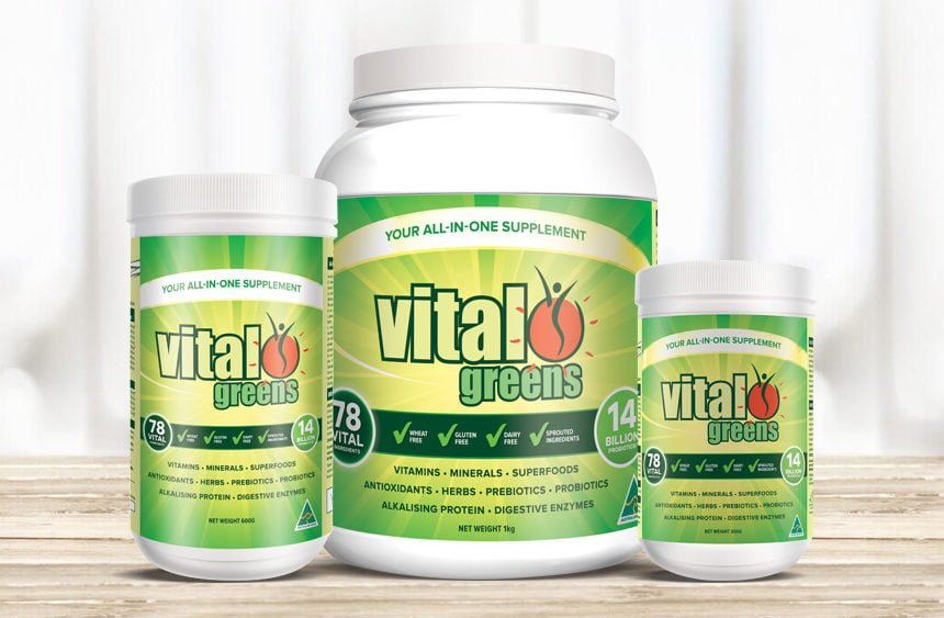 Vital Greens Evolution