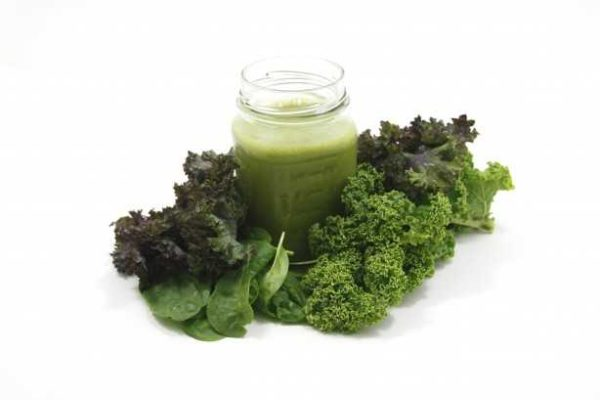 Healthy Green Smoothie Drink